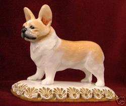 Art: French Bulldog by Artist Camille Meeker Turner