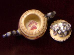 Detail Image for art Cozy Kitten Tea Set