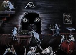 Art: Als by Artist Valerie Meijer