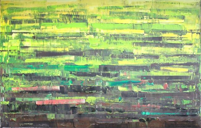 Art: Abstraction 34(s) by Artist Luba Lubin