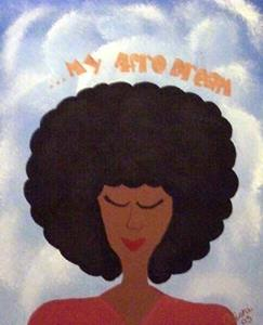 Detail Image for art My Afro Dream...