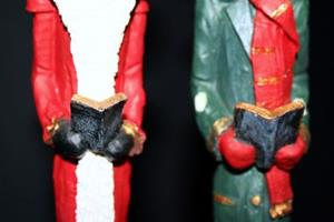 Detail Image for art CHRISTMAS' SONG-WOMAN & MAN