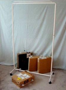 Detail Image for art Mobile Mat Board Center