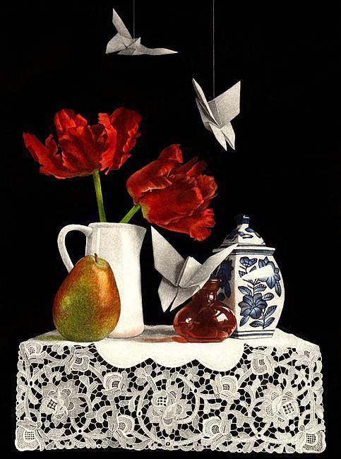 Art: Aria by Artist Sandra Willard