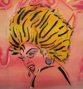Detail Image for art Divine Baltimores most famous Drag Queen