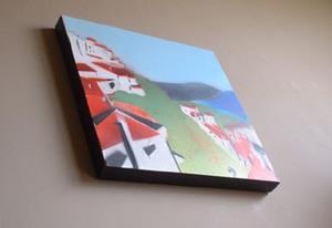 Detail Image for art Spanish Hills