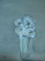 Art: Amaryllis by Artist Martin Devine