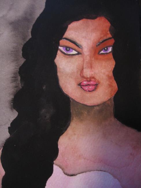 Art: Donna by Artist Nata Romeo ArtistaDonna