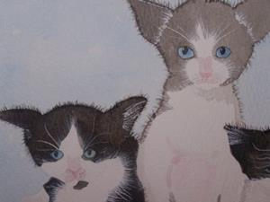 Detail Image for art KITTENS