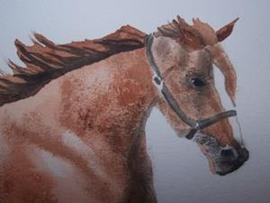 Detail Image for art RACEHORSE