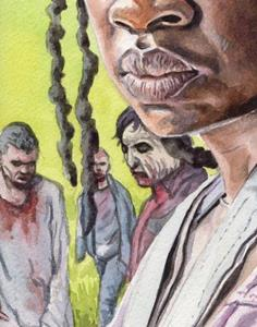 Detail Image for art Michonne