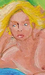 Detail Image for art Nude I - Sold