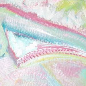 Detail Image for art Reclining Nude on a Cushion - Sold