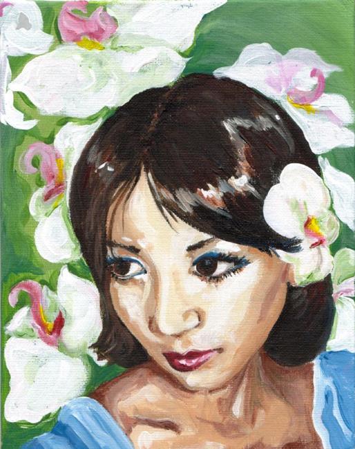 Art: Nikki Briola  by Artist Noelle Hunt