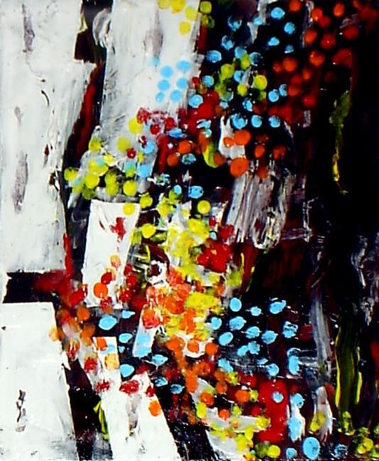 Art: los muertos contentos by Artist Lisa Thornton Whittaker