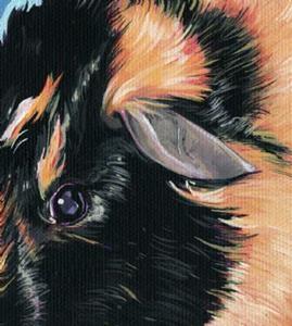 Detail Image for art Dahlia