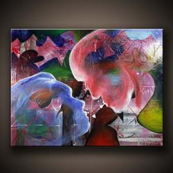 Art: abstract art by Peter Dranitsin by Artist Peter D.