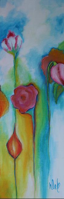 Art: Summertime by Artist Deb Harvey