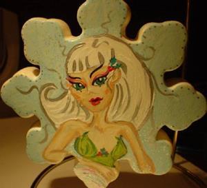 Detail Image for art Winter Fairy