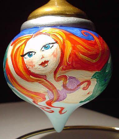 Art: Mermaid for Ali by Artist Noelle Hunt