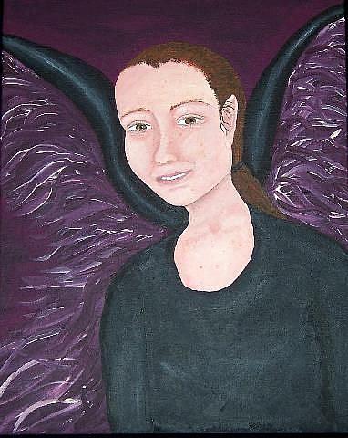 Art: Tesarah by Artist Sandi Gayle Stefkovich