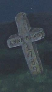 Detail Image for art Anne Alone