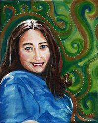 Art: Jennifer by Artist Noelle Hunt