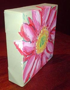Detail Image for art Gerber Daisy