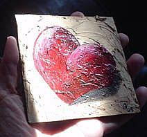 Detail Image for art Vintage Heart