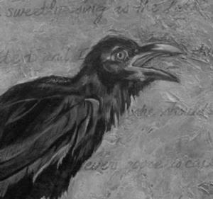 Detail Image for art The Crow Doth Sweetly Sing