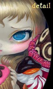 Detail Image for art Tea Party Treats ORIGINAL