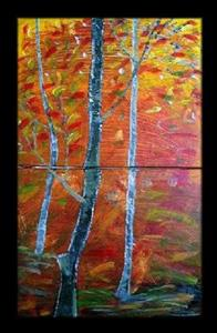 Detail Image for art ARBORETUM-sold