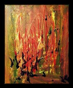 Detail Image for art CELEBRATION-SOLD