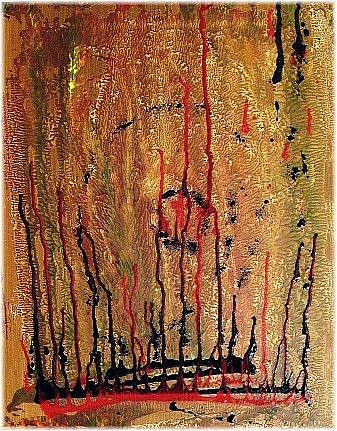 Art: ABOUT LIFE-SOLD by Artist LUIZA VIZOLI