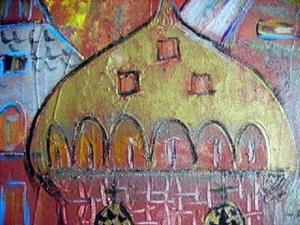 Detail Image for art JERUSALEM-sold