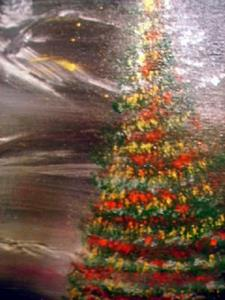 Detail Image for art IN THE CHRISTMAS EVE