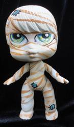 Art: I want my Mummy! Nasty Toys for Naughty Children by Artist Noelle Hunt