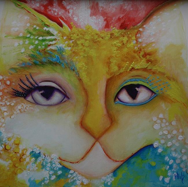 Art: Bella by Artist Deb Harvey
