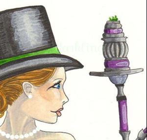 Detail Image for art Green Smile