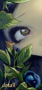 Detail Image for art Poisonous Beauties 1 : Belladonna