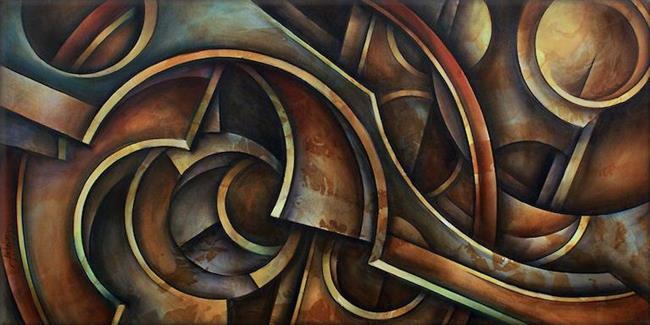 Art: undone by Artist Michael A Lang
