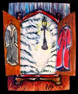 Detail Image for art ACEO Theme Week: 'Welcome to Narnia'