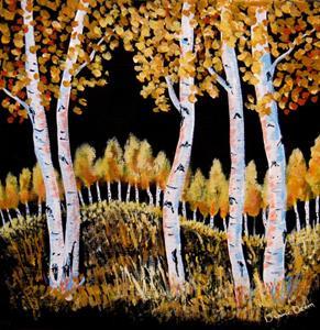 Detail Image for art Aspen Triptych