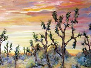 Detail Image for art California Joshua Trees
