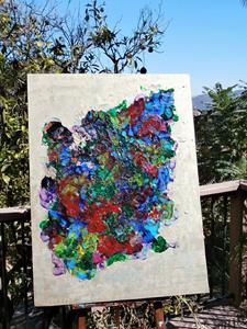 Detail Image for art MARDI GRAS