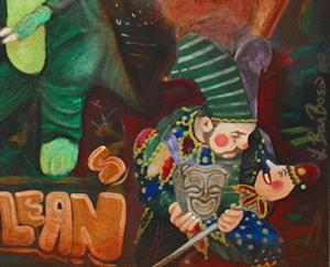 Detail Image for art Mardi Gras