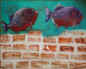 Detail Image for art Piranha
