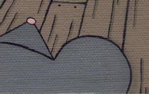 Detail Image for art ~peeping tom~  NFAC April 2007