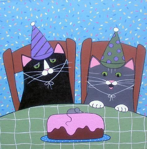 Image result for images of party cats