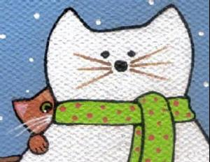 Detail Image for art ~snowcat~